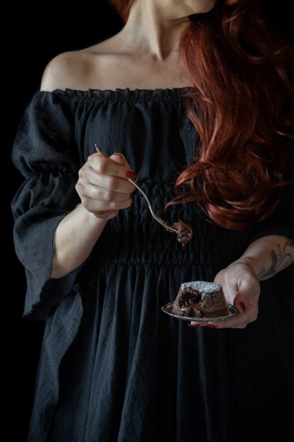tortini al cioccolato