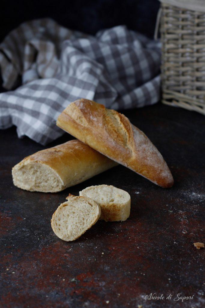 baguette poolish