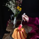 bundt cake cocco e limone