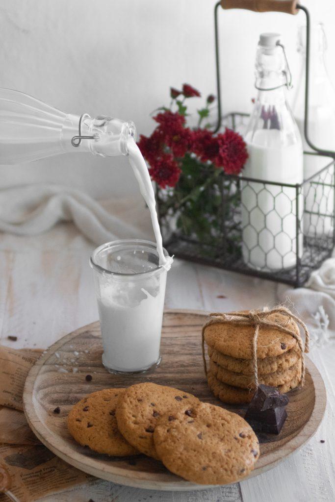 cookies burro di arachidi