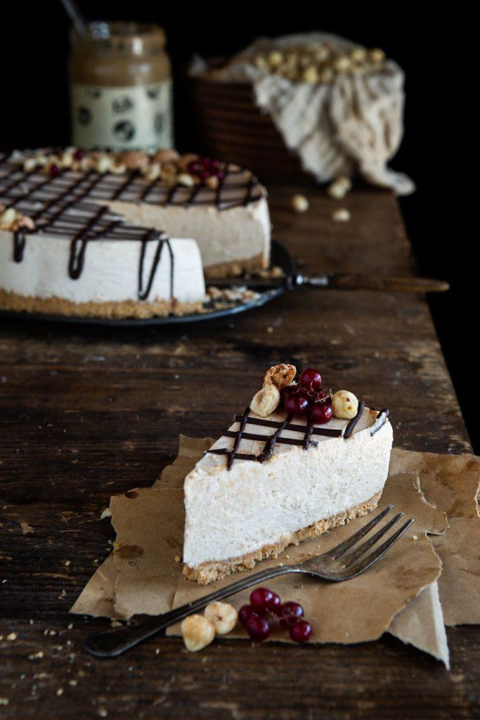 cheesecake nocciola