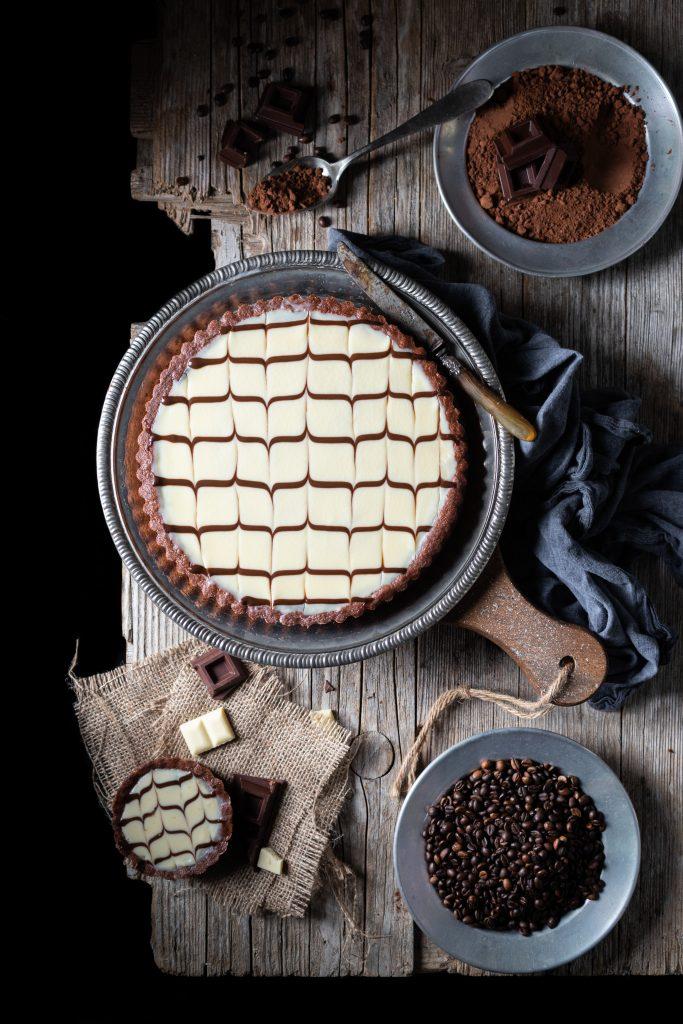 torta mocaccina Knam