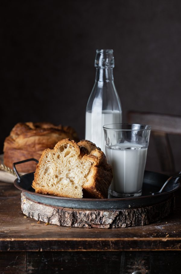 Fujisan bread
