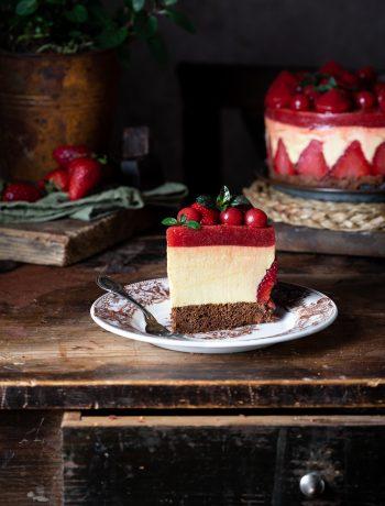 torta fraiser